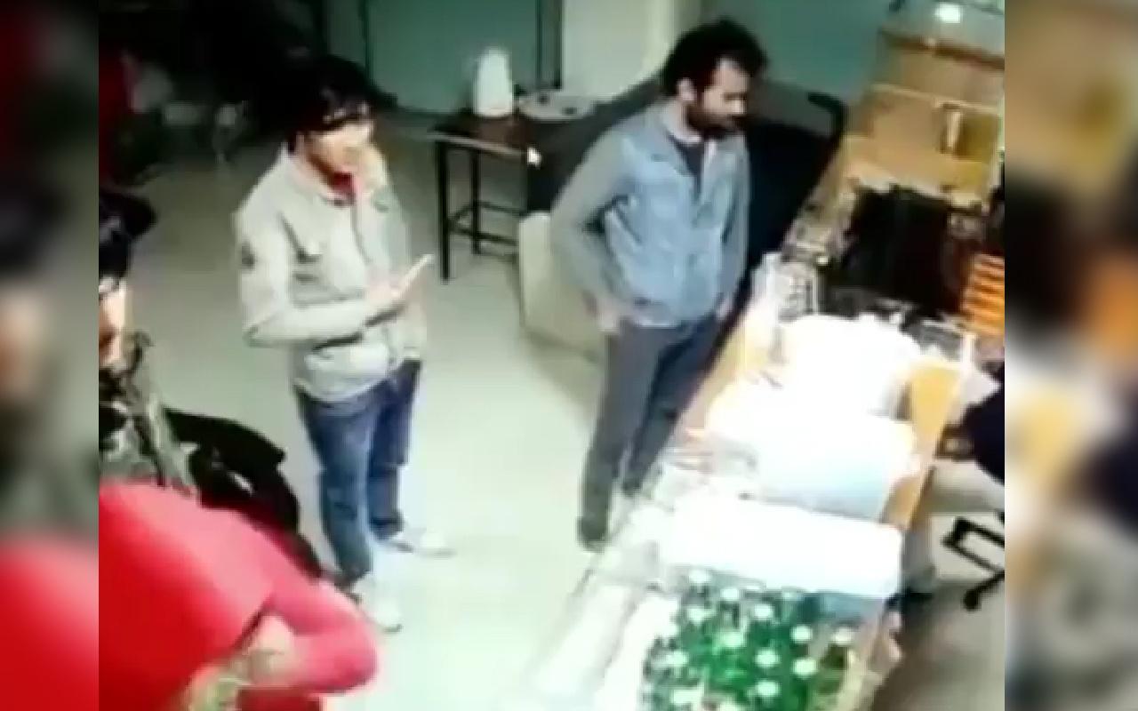 Afgan mülteciler Kocaeli'de dükkan sahibini darp etti