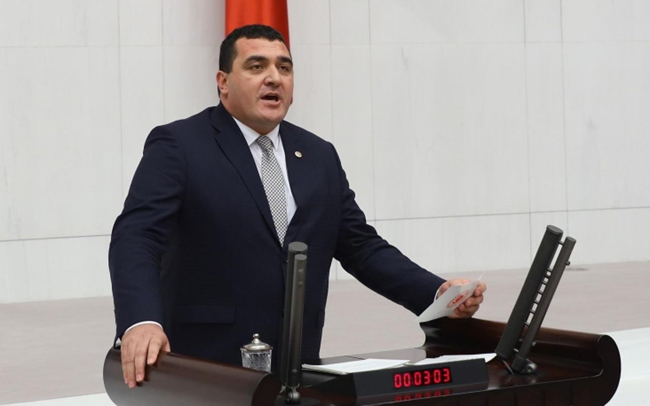 CHP 'li vekil ve Cumhuriyet Gazetesi'nden yangın üzerinden İHA iftirası