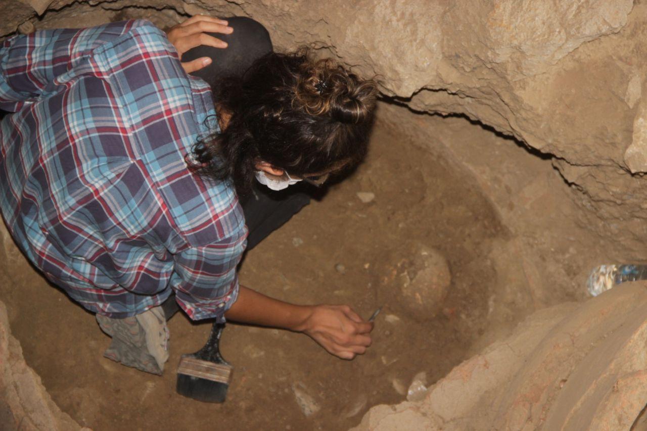 2 bin 400 yıllık! Balıkesir'de kazılarda ortaya çıktı görenler şaştı kaldı