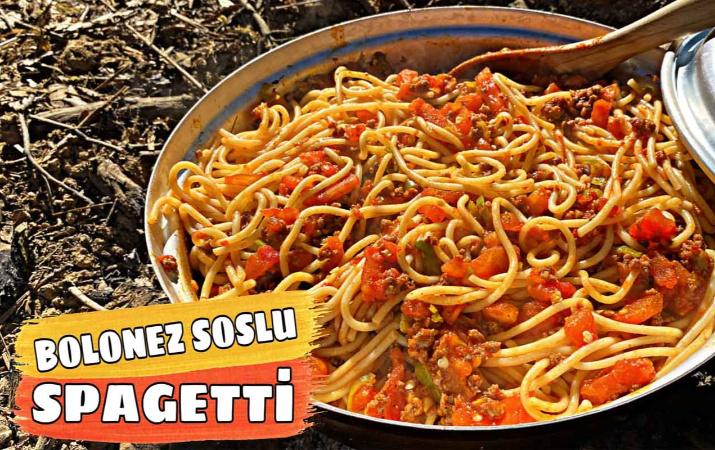 Kampta sebzeli spagetti nasıl yapılır yaz akşamlarının vazgeçilmezi!