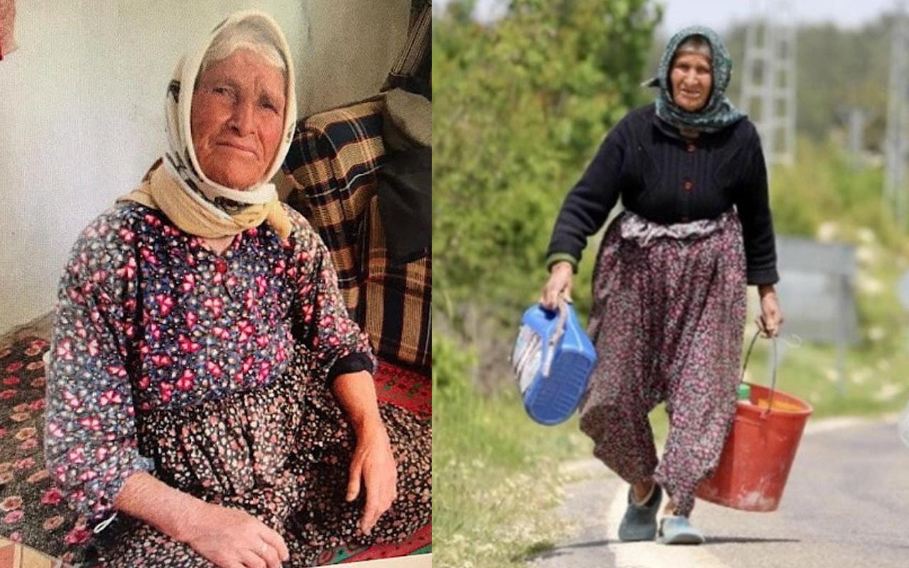 Mersin'de 6 aydır kayıptı acı haber geldi! Yaşlı kadın bakın nerede bulundu