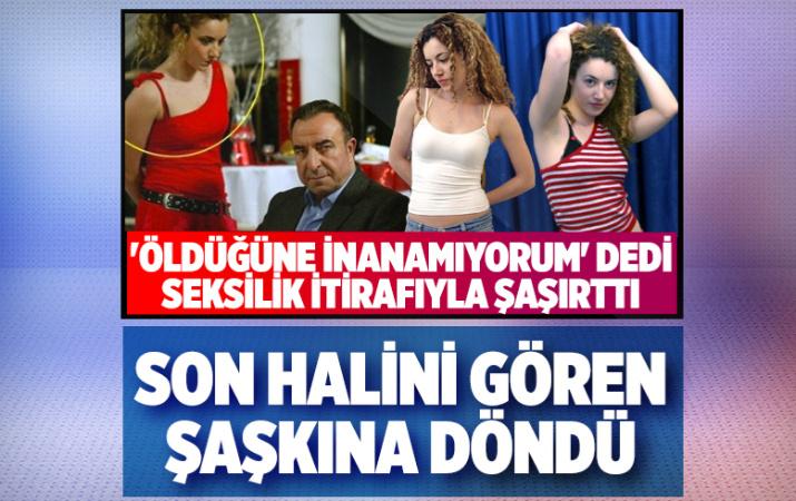 Son halini gören şok oldu! Seksilik itirafı geldi: 'Öldüğüne inanamıyorum' deyip Arka Sokaklar Pınar Aydın anlattı