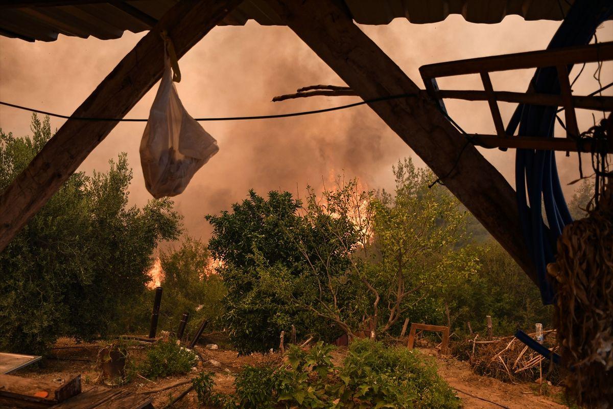 Adana'da tekrar yangın çıktı! Anons yapılıyor evler boşaltılıyor: Dumanlar gökyüzü kapladı