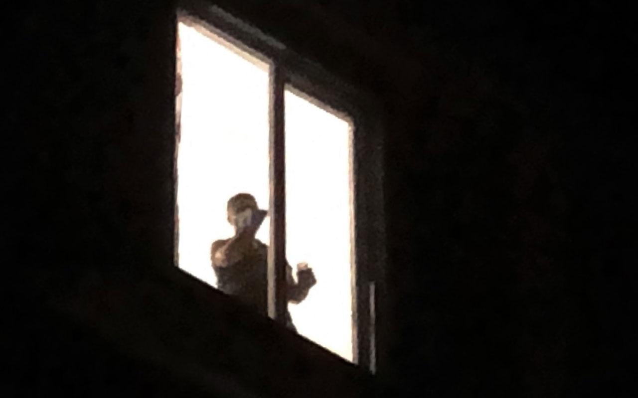 Kocaeli'de 'Fransız balkon' can aldı! Çığlıklarına koştular ama...