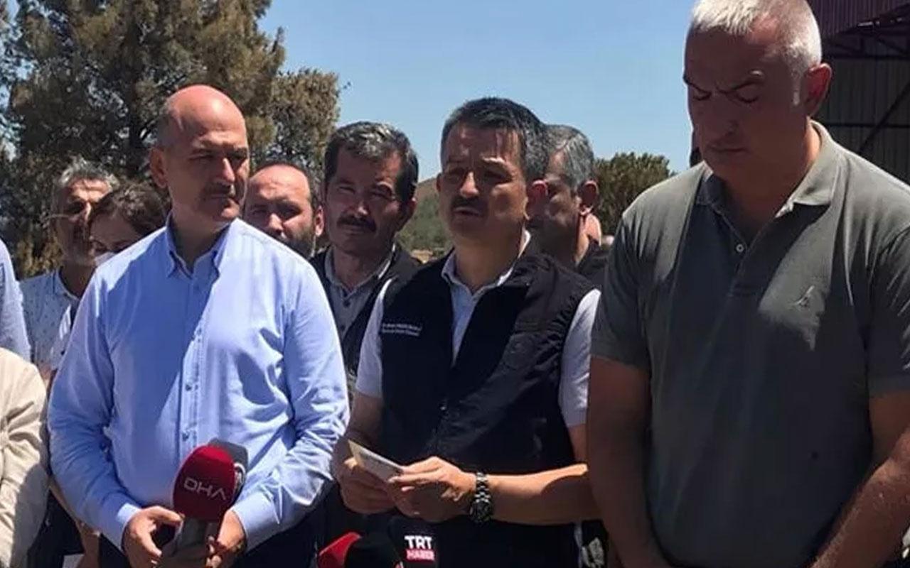 İçişleri Bakanı Süleyman Soylu'dan Kılıçdaroğlu'na tepki: Bu yaptığınız yanlıştır