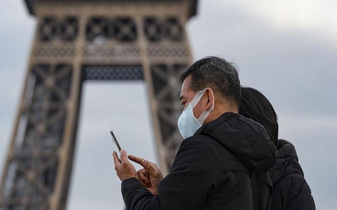Fransa'da durum vahim! Son 24 saatte 19 bin 600 yeni vaka