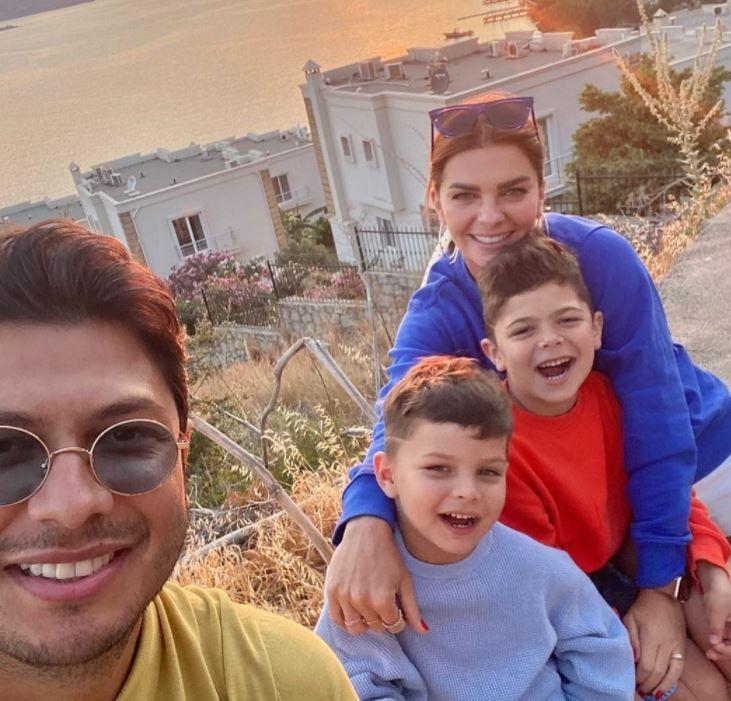 Pelin Karahan'dan hapsi istenen eşi Bedri Güntay'a destek