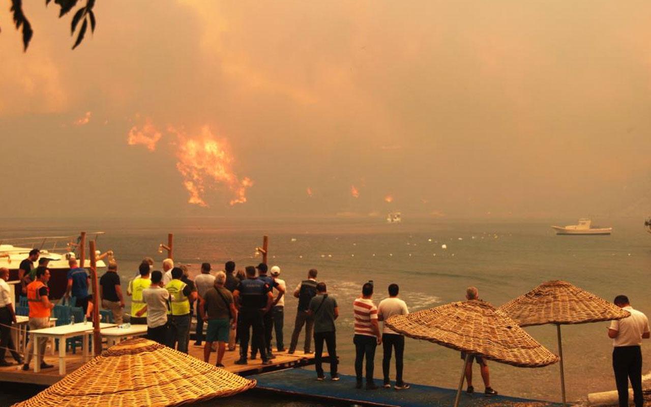 Bodrum yangınında son durum! Belediye Başkanı Ahmet Aras açıkladı