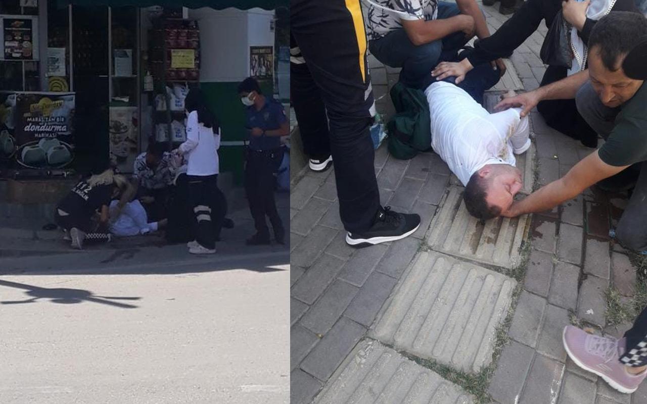 Bursa'da şarküteri dükkanında çalışan işçiler fenalaşıp yere yığıldı! Sızan gaz zehirledi