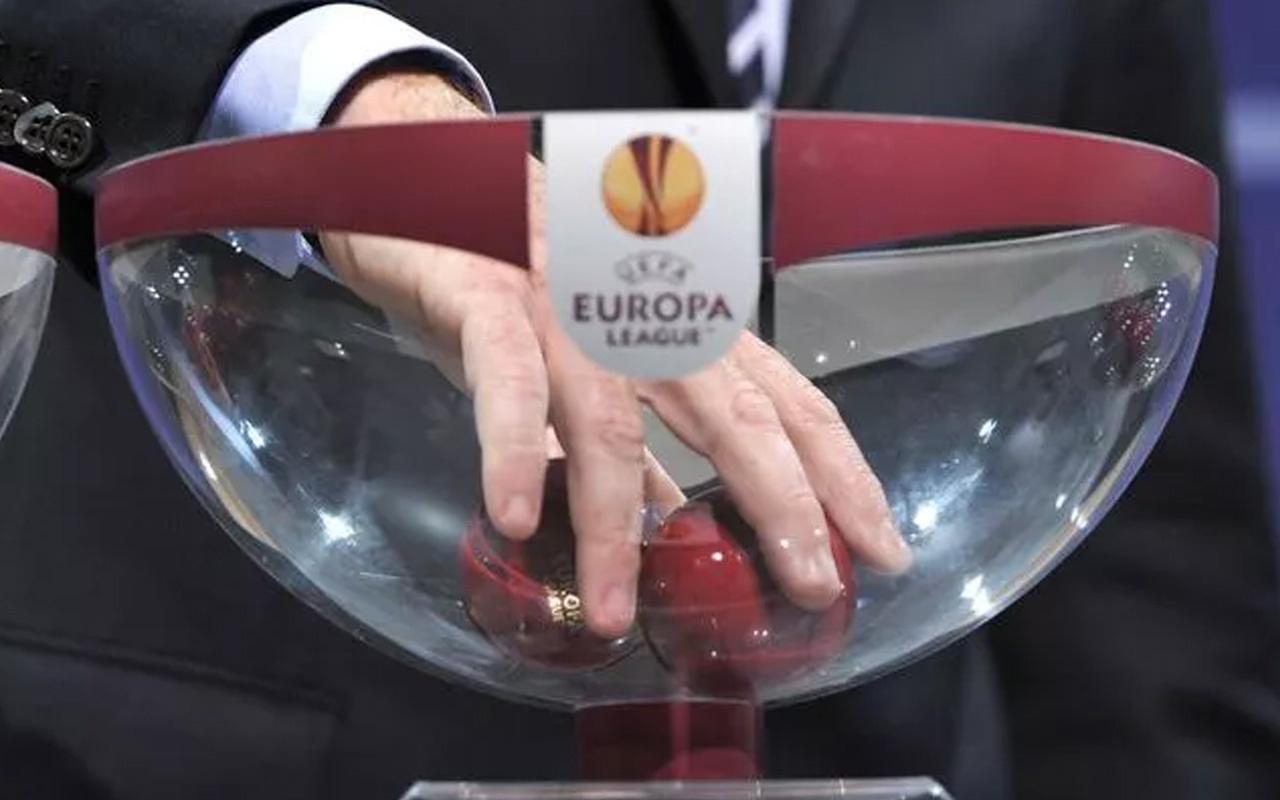 UEFA Avrupa Ligi kuraları çekildi! Fenerbahçe ve Galatasaray'ın rakipleri belli oldu