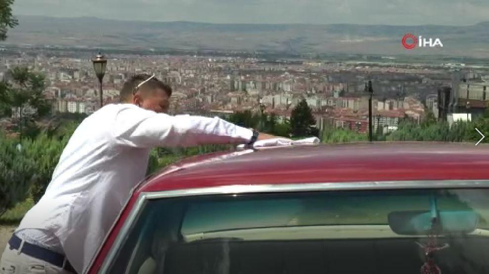 Eskişehir'de gören şaştı kaldı 100 bin TL harcadı! Gelen teklifleri reddediyor: Zaman duruyor
