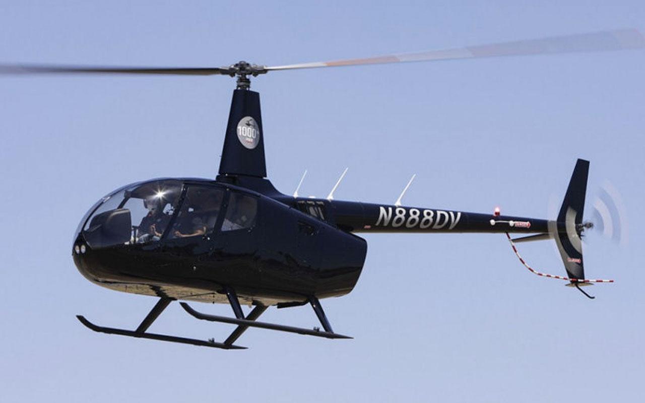 ABD'nin California eyaletinde helikopterin düşmesi sonucu 4 kişi hayatını kaybetti