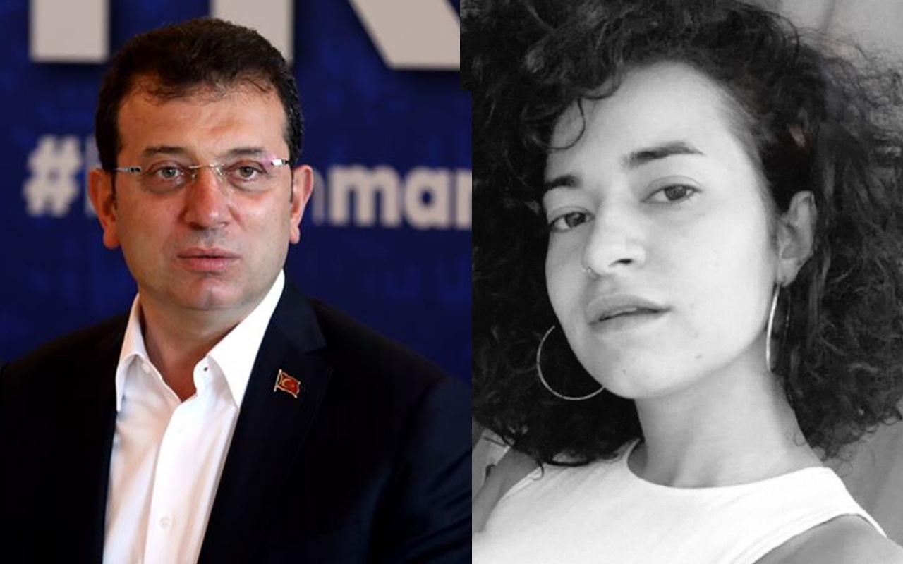 Ekrem İmamoğlu'ndan Azra Gülendam Haytaoğlu tepkisi: Yeter artık