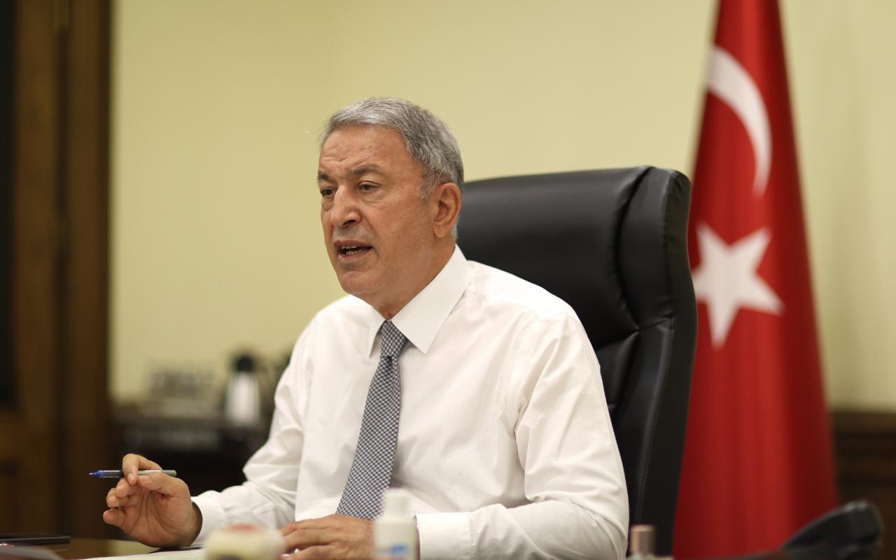 Milli Savunma Bakanı Hulusi Akar TSK ile ilgili o iddialara cevap verdi!