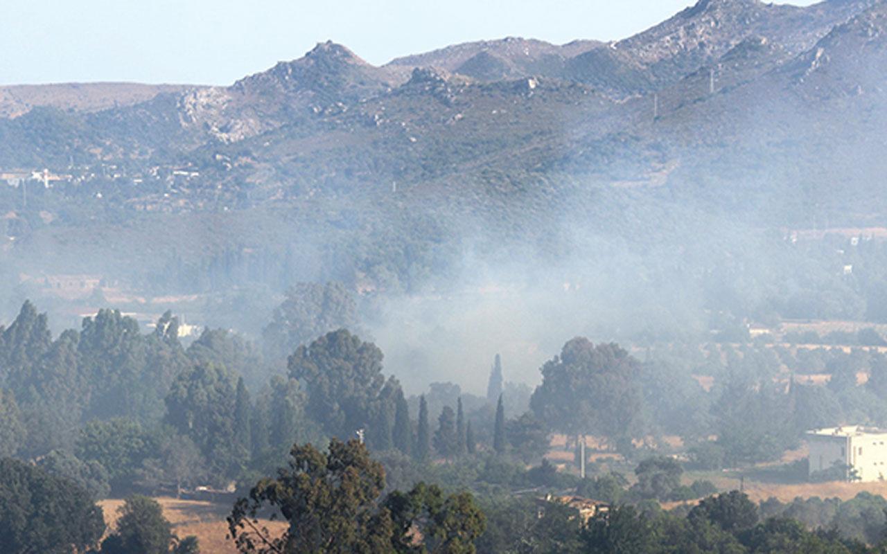 Bodrum 60 saattir yanıyor! Belediye Başkanı Ahmet Aras: Büyük facia, felaket yaşıyoruz