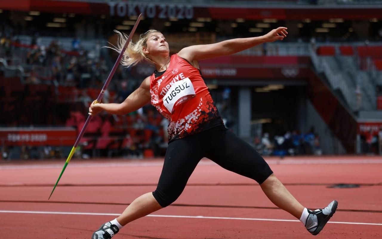 Eda Tuğsuz ve Necati Er Tokyo Olimpiyatları'nda finale yükseldi