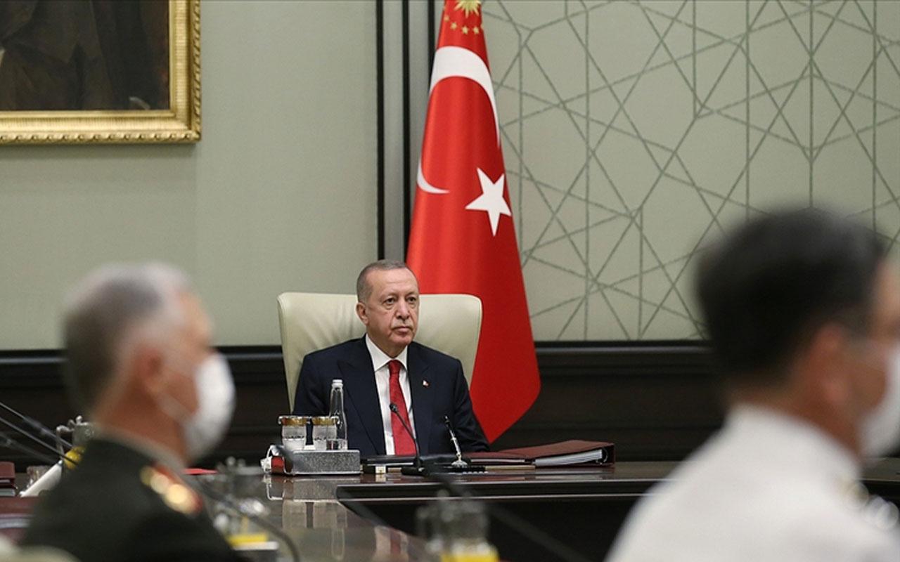 Cumhurbaşkanı Recep Tayyip Erdoğan başkanlığındaki Yüksek Askeri Şura (YAŞ) yarın toplanacak