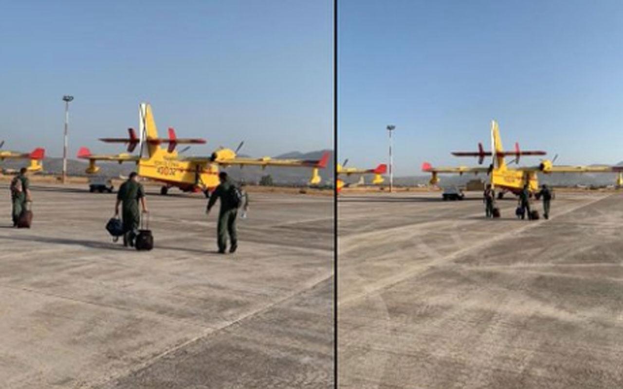 Türkiye'ye 2 uçak gönderen İspanya'nın sosyal medyadaki mesajı gündem oldu