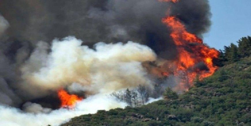 Yangın bitmiyor! Eyyamı bahur fena etkiliyor 60 dereceyi bulacak yeni yangınlar için uyarı!