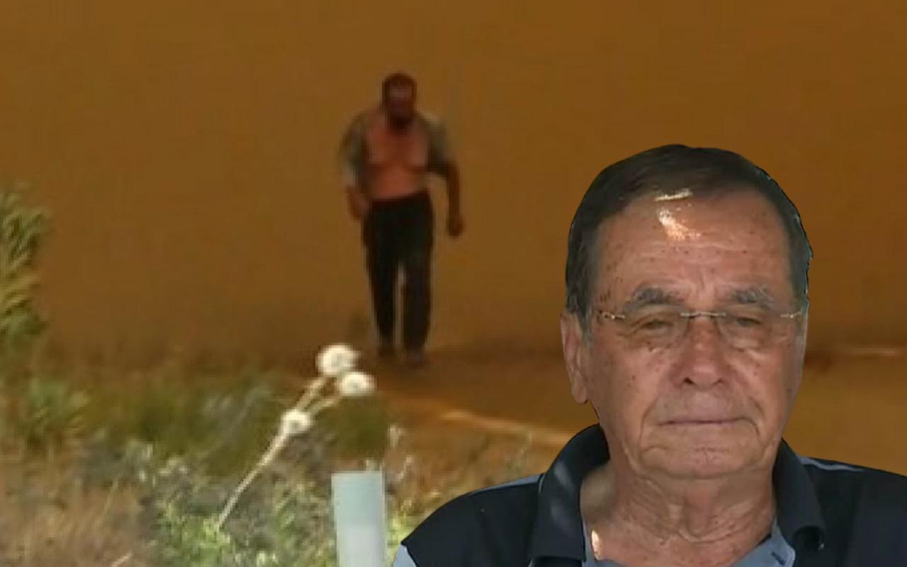 Alevlerin arasından yürüyerek çıktı! O vatandaş Ziya Coşkun konuştu: Ölmeyi tercih ettim