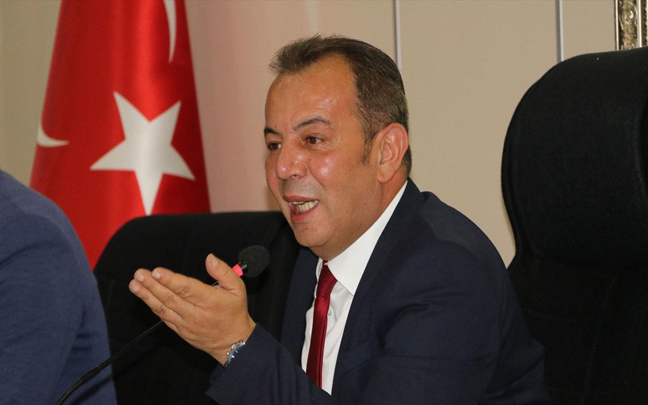 Bolu Belediye Başkanı Tanju Özcan zammı geçirdi itiraz edenlere çay fırlattı