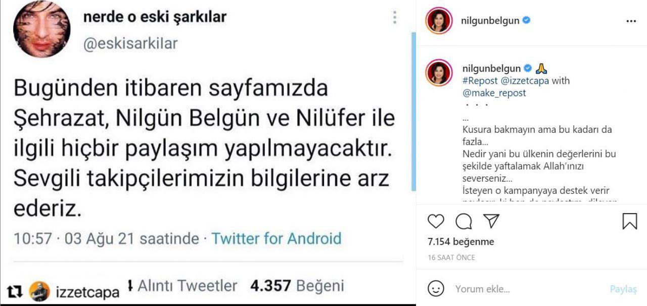 Help Turkey çağrısına karşı çıktığı için bombardımana tutulan Nilgün Belgün patladı!