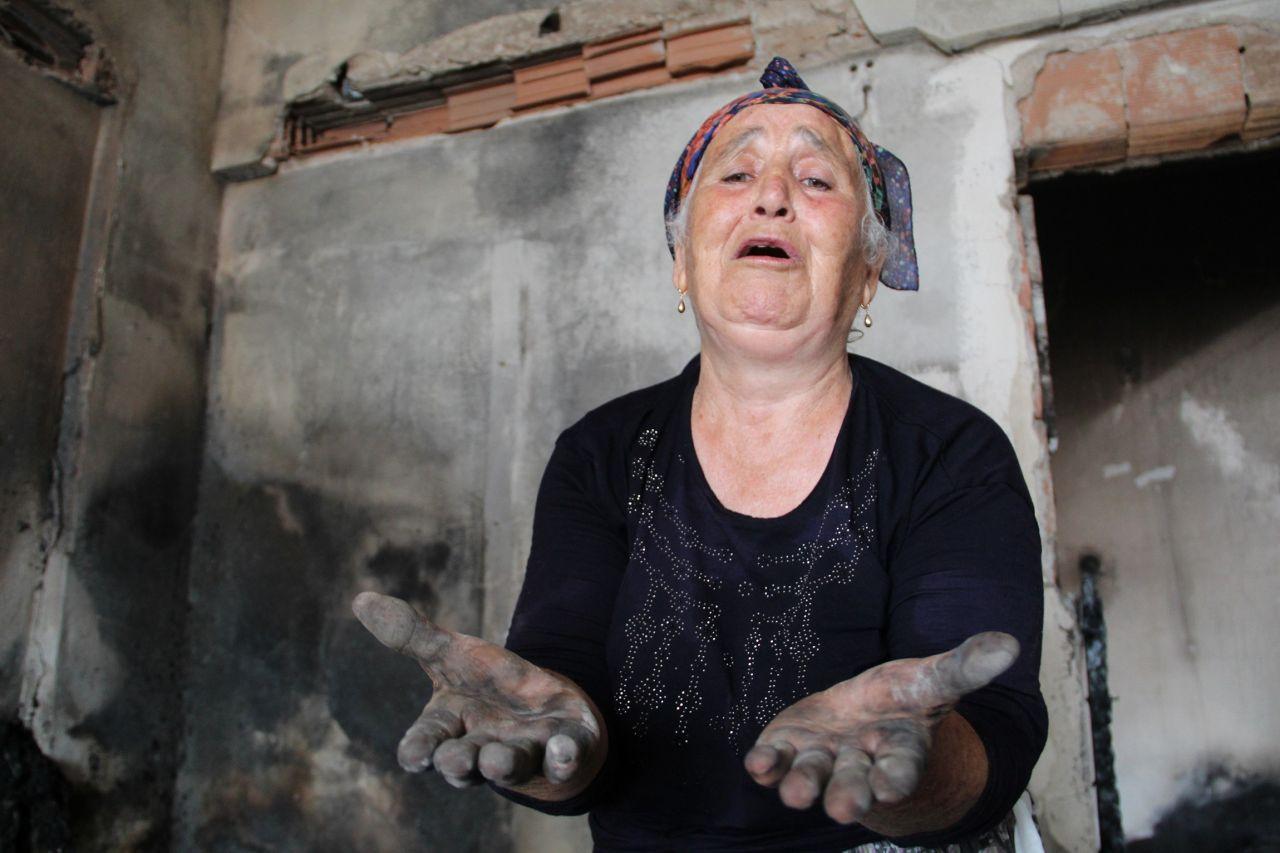 İğnesi bile kalmadı! Antalya Manavgat'ta her şeyi kül oldu: Her gün sabah eve gelip...