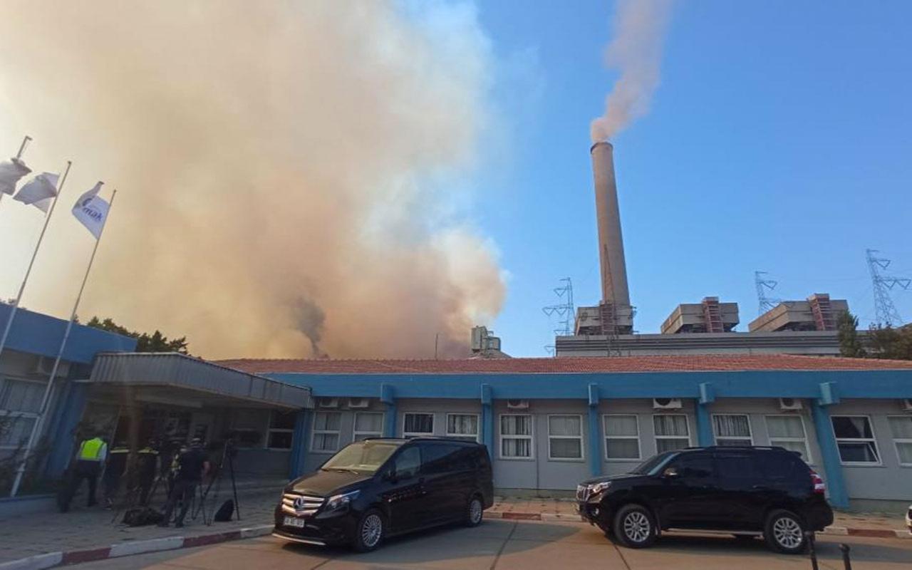 Termik santraldeki yangın ana kömür deposuna ulaşırsa ne olur? Uzman isim açıkladı