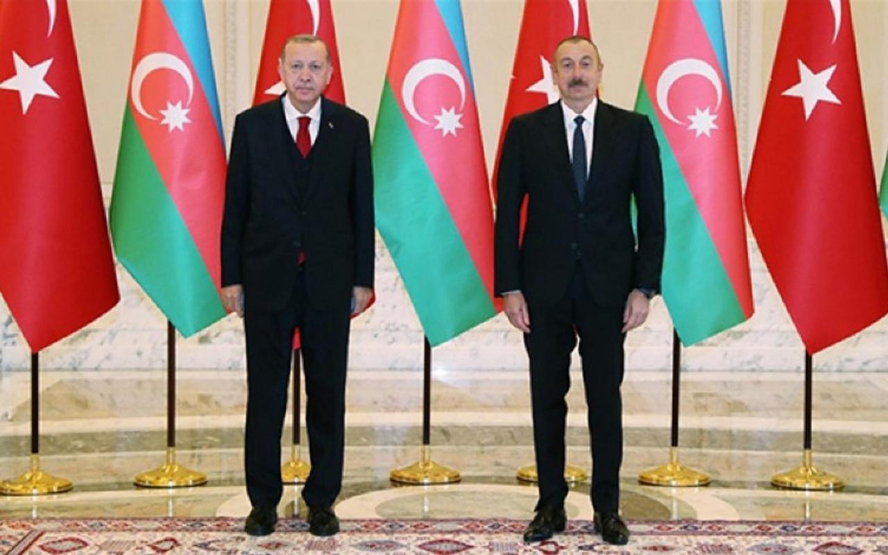 Azerbaycan Cumhurbaşkanı Aliyev'den Erdoğan'a destek telefonu 200 itfaiyeci daha gönderecek