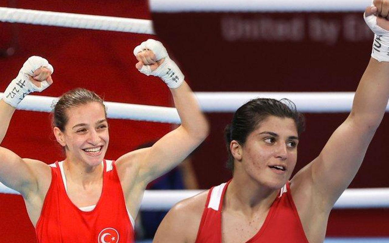 Busenaz Sürmeneli altın, Buse Naz Çakıroğlu gümüş madalya kazandı!