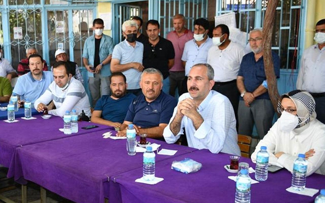 Abdulhamit Gül: Bir çivi bile çaktırmayacağız