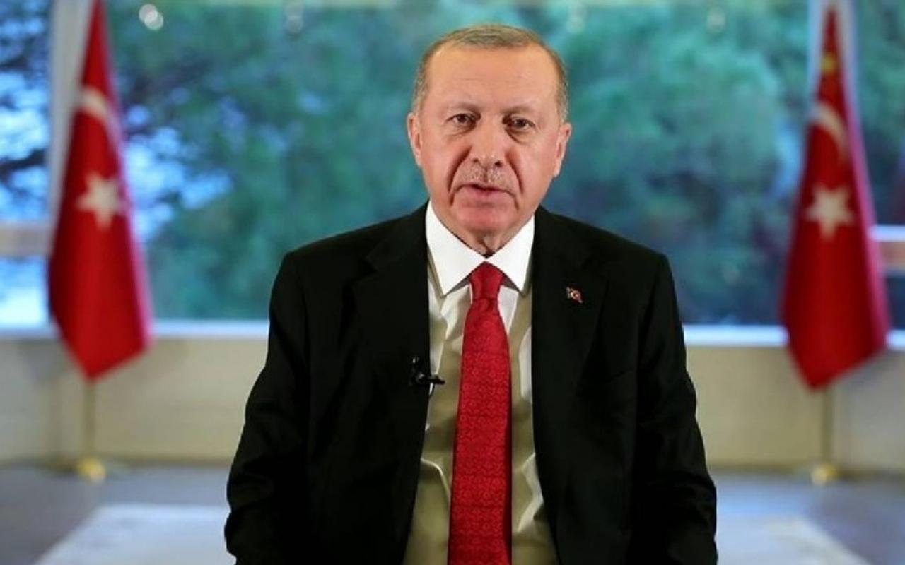 Cumhurbaşkanı Erdoğan'dan Olimpiyat Milli Takımı'na tebrik