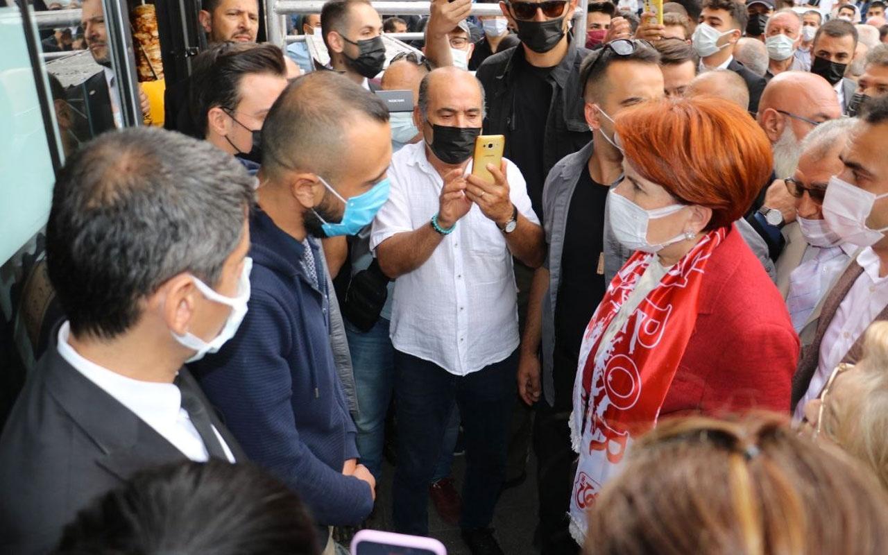 Meral Akşener'den Bahçeli'ye YKS barajı desteği