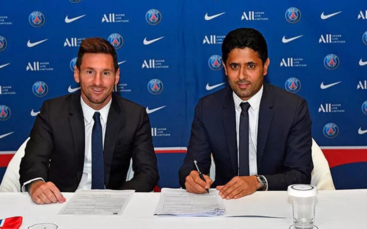 Lionel Messi, Paris Saint Germain'e imzayı attı! İşte alacağı yıllık ücret