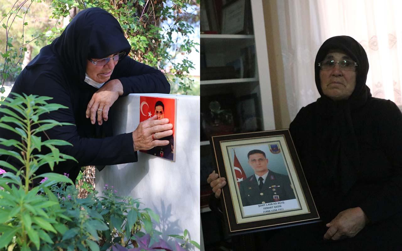 Eren Bülbül'ü korumak için 41 yaşında 41 kurşun yedi! Şehadetinin yıl dönümünde Ferhat Gedik anılıyor