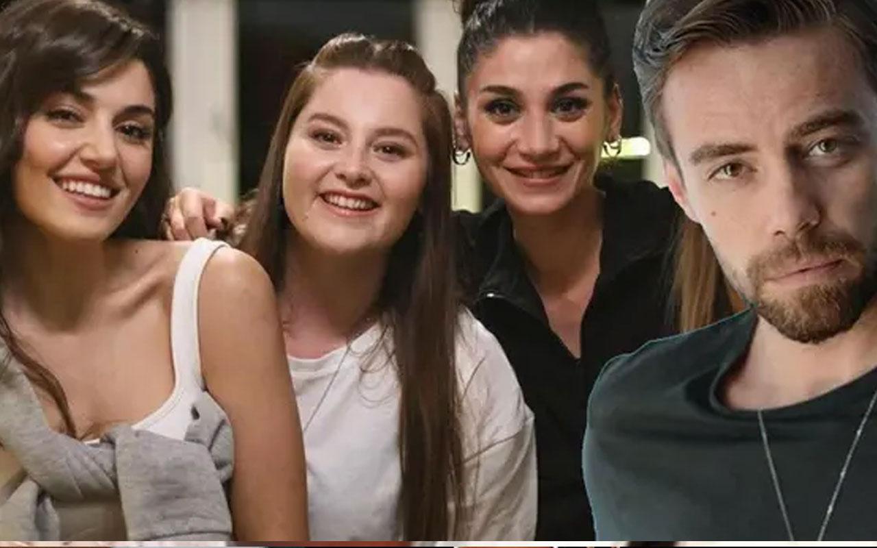 Murat Dalkılıç, eski sevgilisi Hande Erçel'in arkadaşıyla beraber yakalandı
