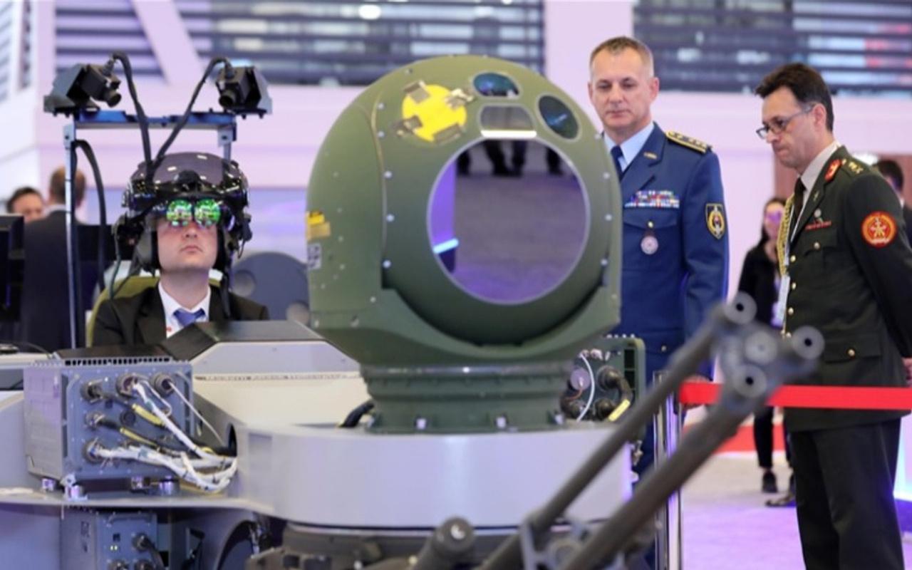 79 ülkeden 154 heyet katılıyor! Türk savunma sanayii ürünleri IDEF 2021'de boy gösterecek