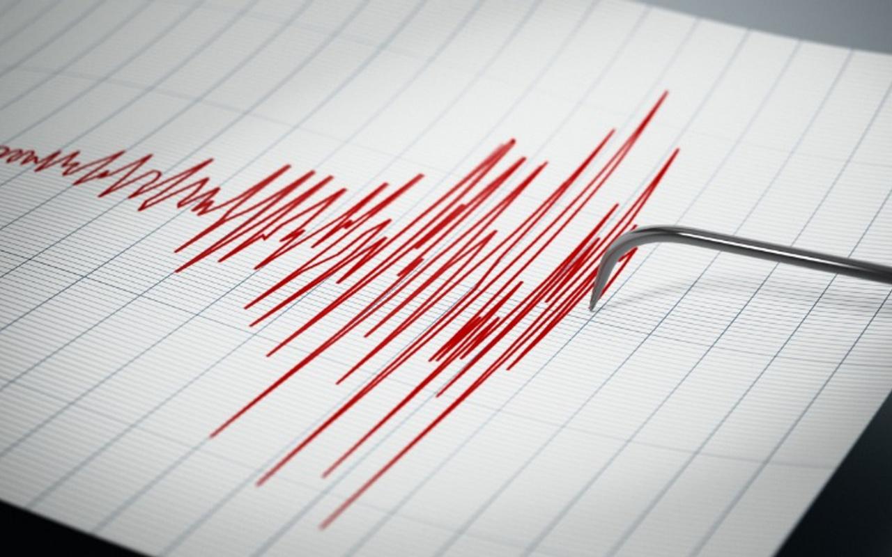 Haiti'de 7.6 büyüklüğünde deprem