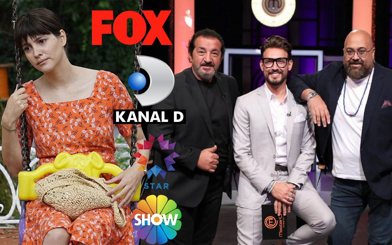 Fox Show TV Kanal D Star TV hüsrana uğradı! Masterchef İkimizin Sırrı şaşırttı reytingde zirve bakın kimin