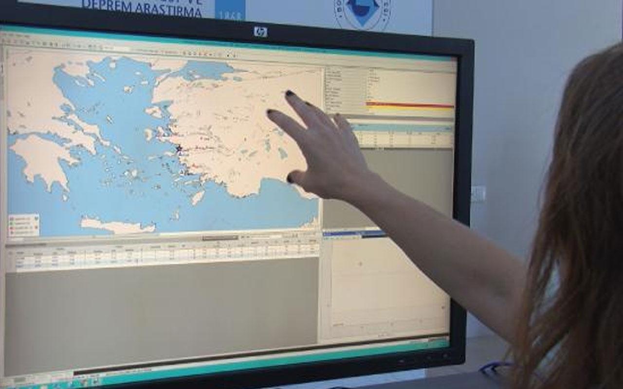 """Kandilli müdüründen ürküten açıklama! """"Marmara depreminin 7'nin üzerinde olacak"""""""