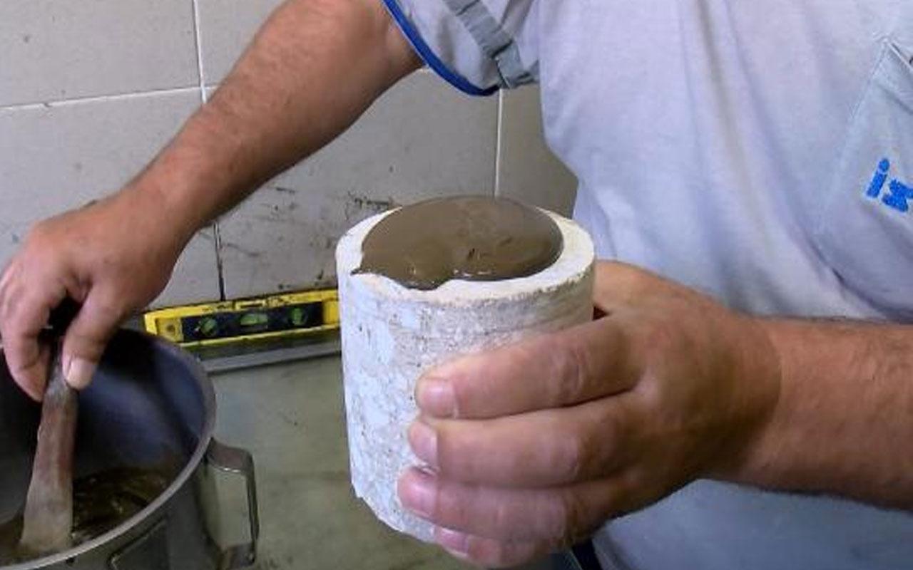 Karot laboratuvarında ürküten sonuç! 2000 öncesi yapılarda tahta ve deniz kabuğu çıktı