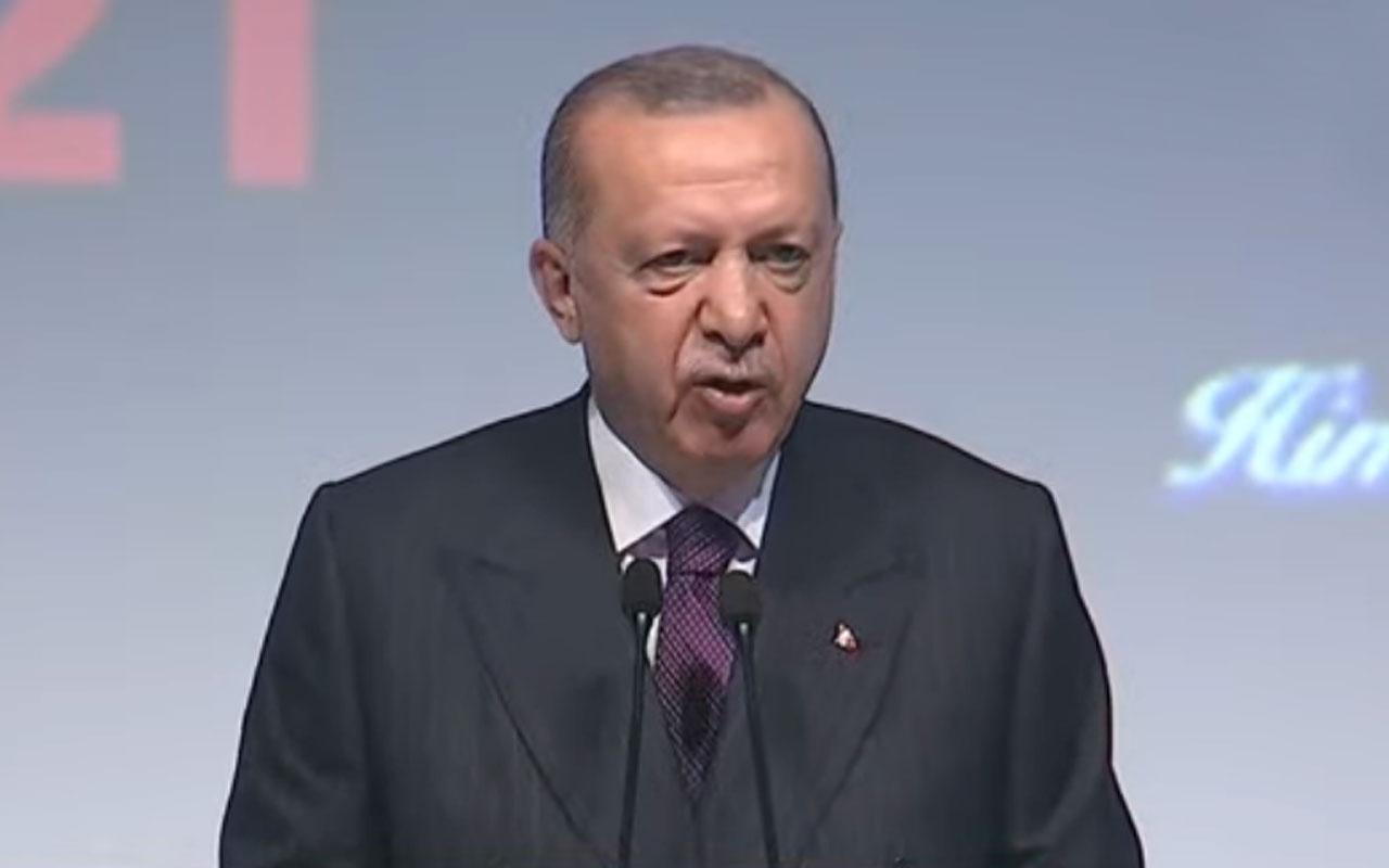 Cumhurbaşkanı Erdoğan açıkladı: Yüzde 20'ler seviyesine indirmeyi başardık