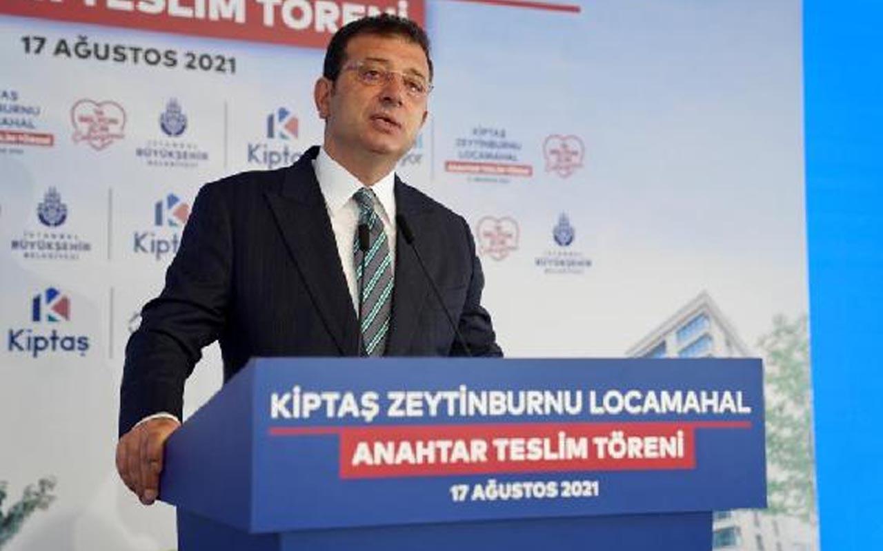 İBB Başkanı Ekrem İmamoğlu: İstanbul'da her 3 binadan biri depreme dayanıksız
