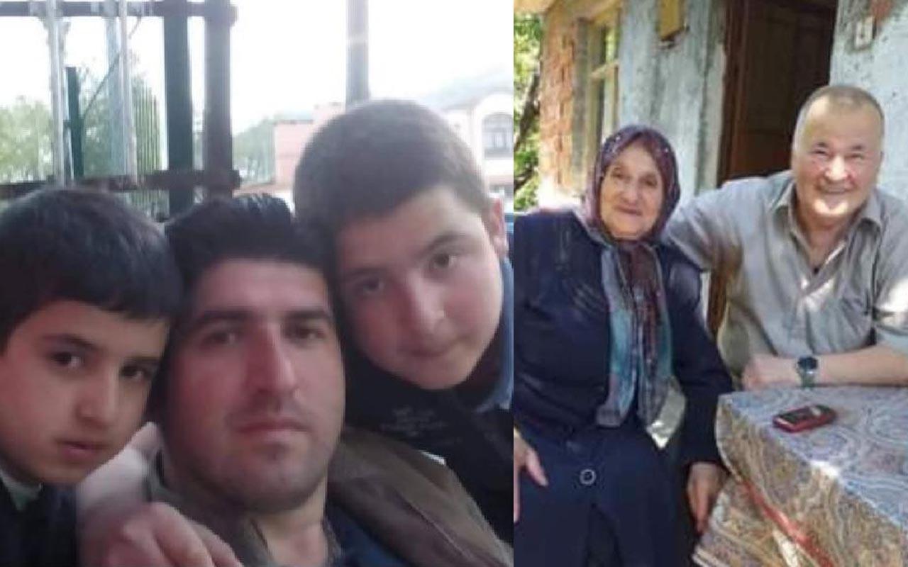 Kastamonu Bozkurt'taki selde bir aile yok oldu! Tek kurtulan 17 yaşındaki Can
