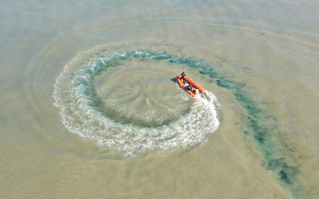 Selin vurduğu Kastamonu Bozkurt'tan acı görüntüler! Kaybolan 26 kişi denizde böyle aranıyor!