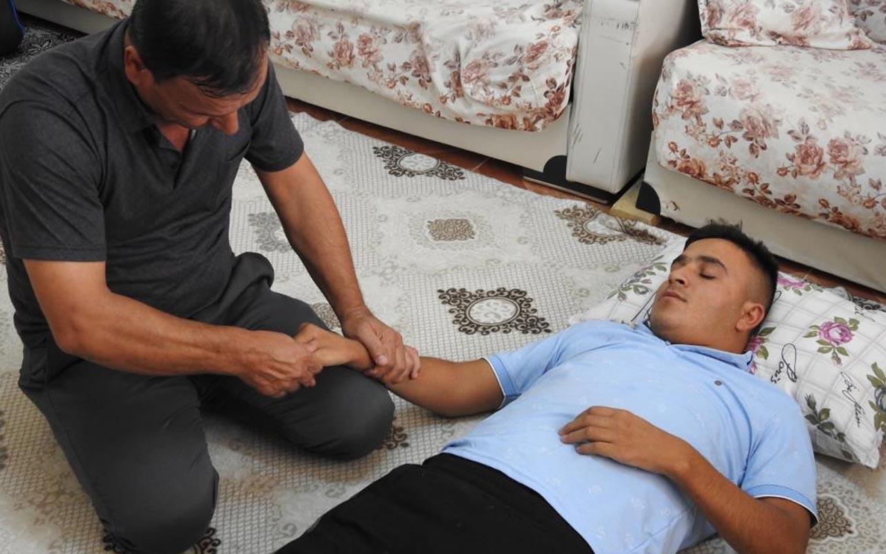 İnşattan düştü felç kaldı! Gaziantepli işçi rekor tazminat kazandı ama parayı alamadı