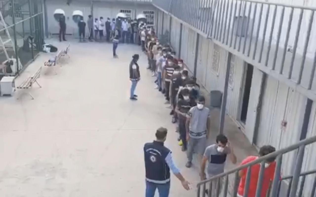 İstanbul'da 436 düzensiz göçmen Geri Gönderme Merkezi'ne teslim edildi
