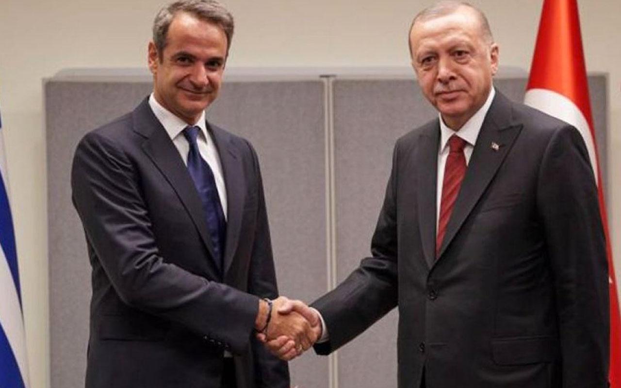 Cumhurbaşkanı Erdoğan, Miçotakis'le Afganistan'ı görüşecek