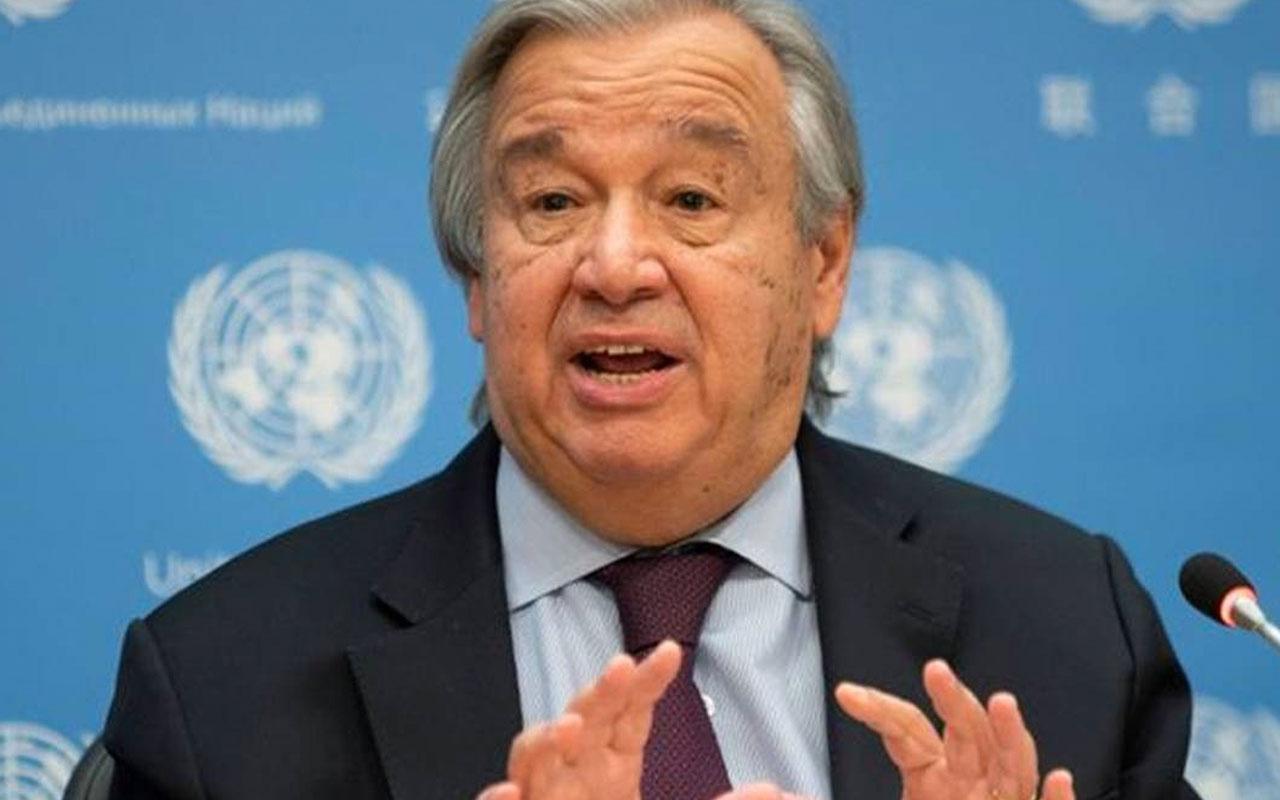 BM Genel Sekreteri Guterres'den Taliban'a ılım yanıt: Konuşmaya hazırız