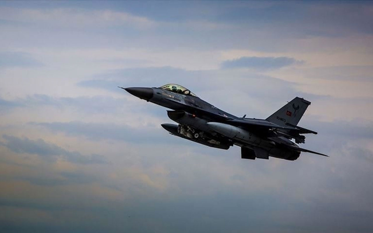 TSK ve MİT'in koordineli çalışmasıyla Irak'ın kuzeyinde 3 terörist etkisiz hale getirildi